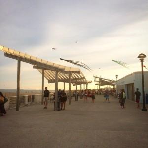 The boardless-walk. I had